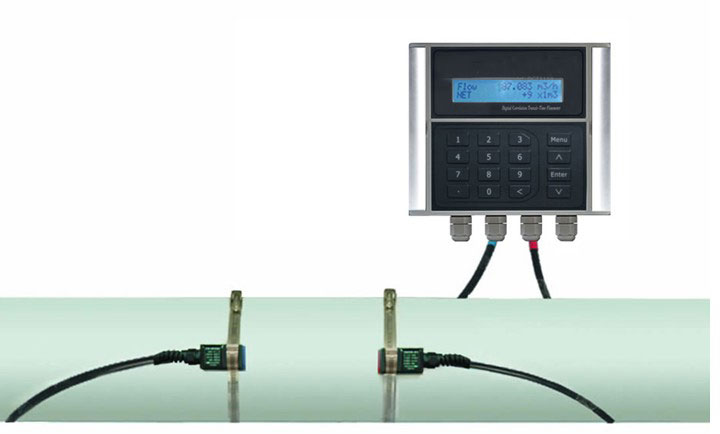 ultrasonic flow meter LRF3000S